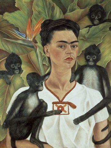 Frida Kahlo e Diego Rivera riuniti ad Atlanta