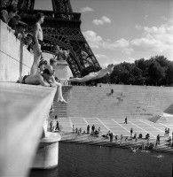 A Milano in mostra la Parigi di Robert Doisneau