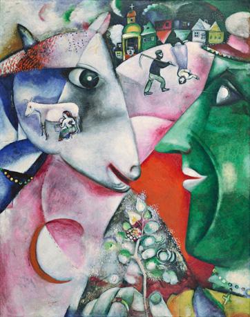 A Zurigo un palcoscenico per Chagall
