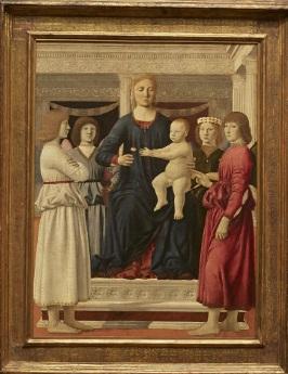 L'America omaggia Piero della Francesca