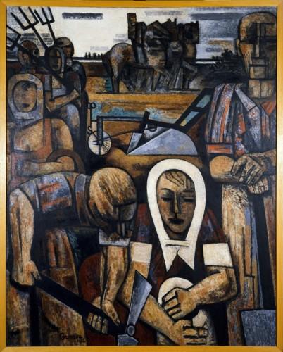 Bilbao, l'arte in guerra da Picasso a Dubuffet
