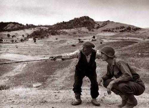 Torino ricorda Robert Capa, guerriero della fotografia