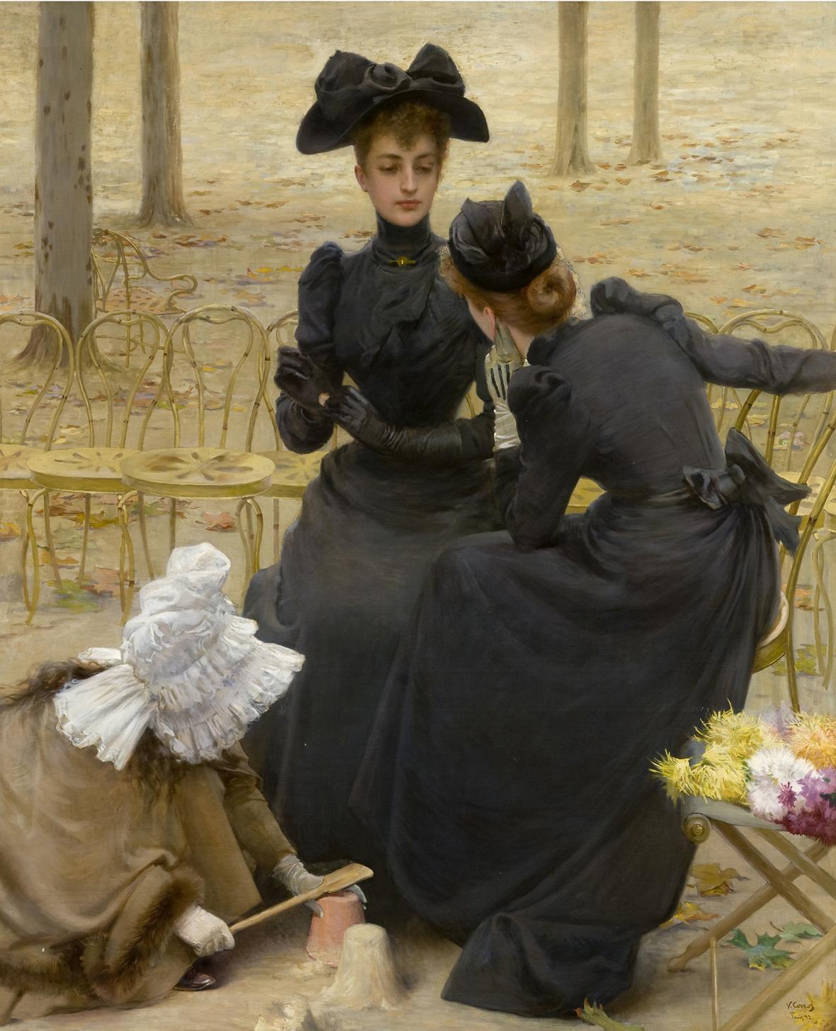 Gli italiani a Parigi negli anni dell'Impressionismo