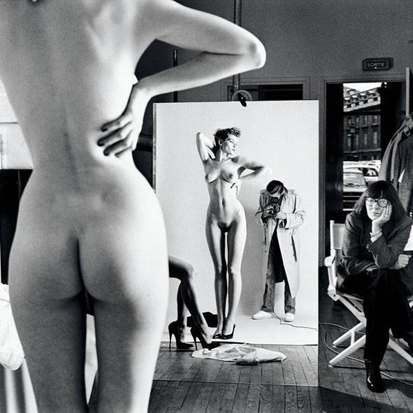 Roma espone le donne di Helmut Newton