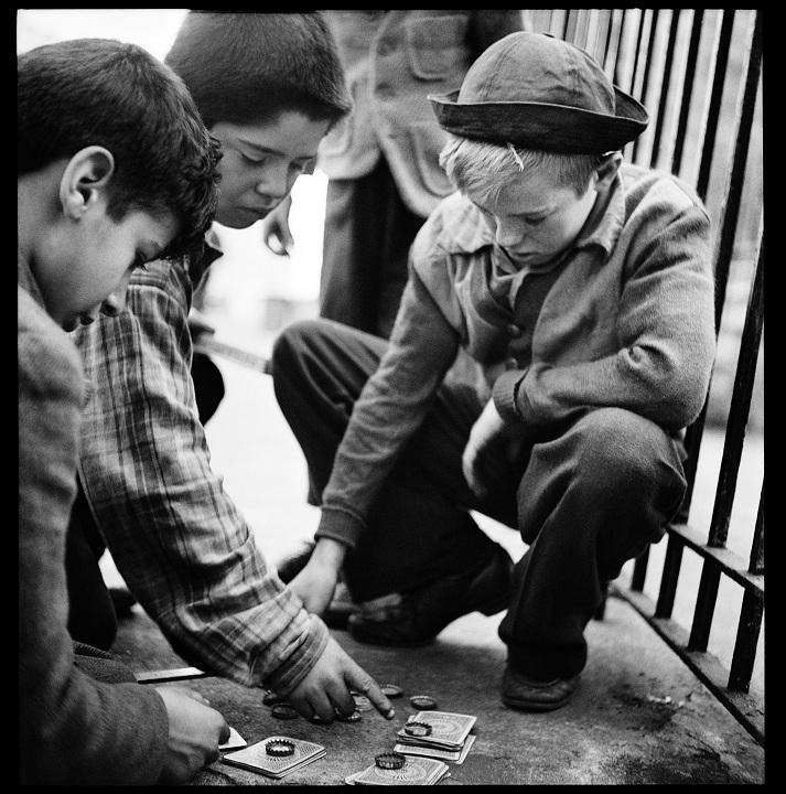 Stanley Kubrick si riscopre fotografo a Genova
