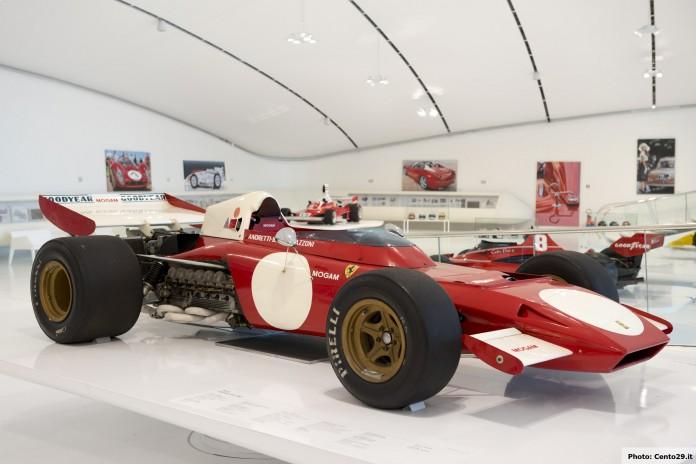 A Modena in mostra le monoposto del campionato di Formula 1