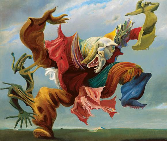 Max Ernst a Basilea