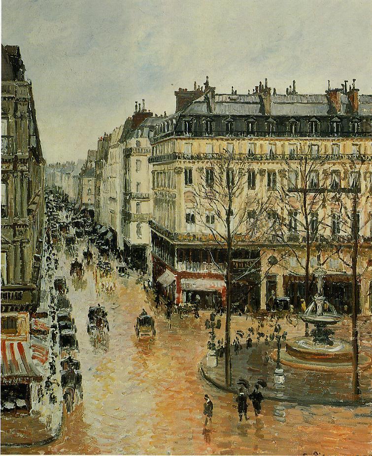 Pissarro incanta Madrid