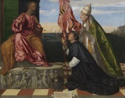 Tiziano, Venezia e il papa Borgia