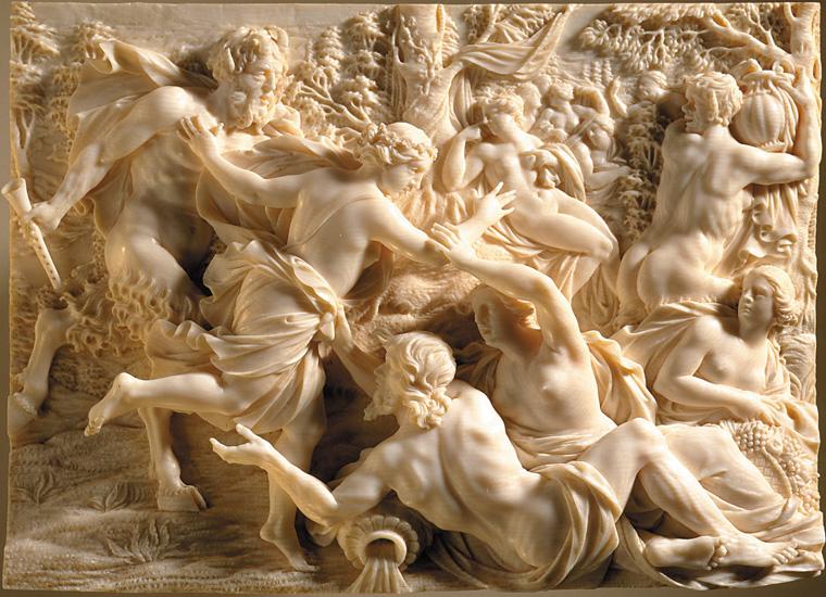 Firenze, Diafane Passioni, avori barocchi dalle corti europee