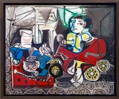 Picasso ci mostra l'album di famiglia