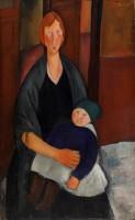 Martigny, Modigliani e la scuola di Parigi