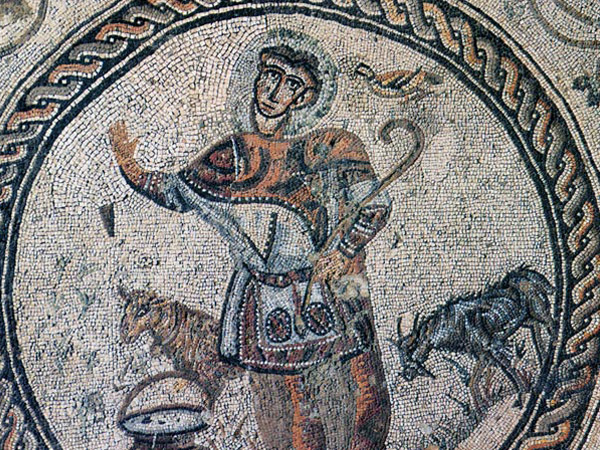 Costantino e Teodoro ad Aquileia