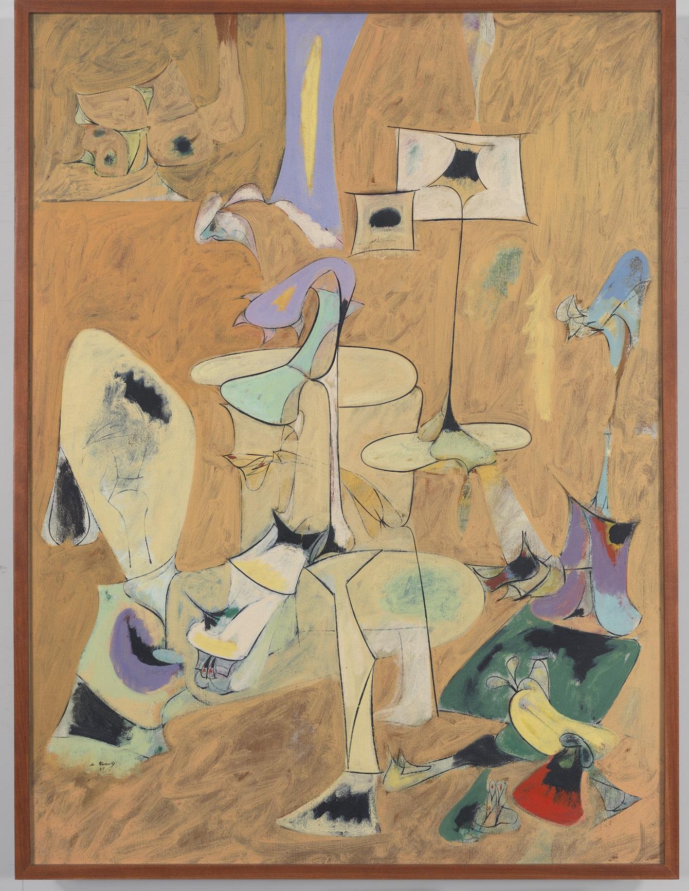 Pollock e gli irascibili approdano a Milano