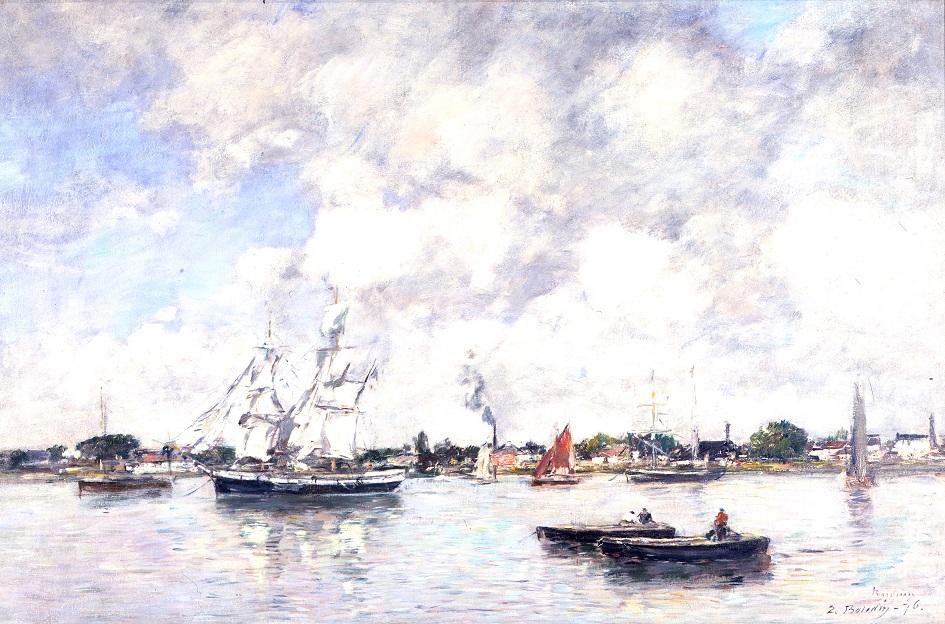 Pavia, Monet apre il suo cuore