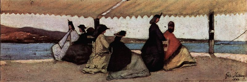 I Macchiaioli invadono Madrid