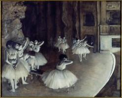 Gli Impressionisti a Palazzo Pitti, soggiorno fiorentino