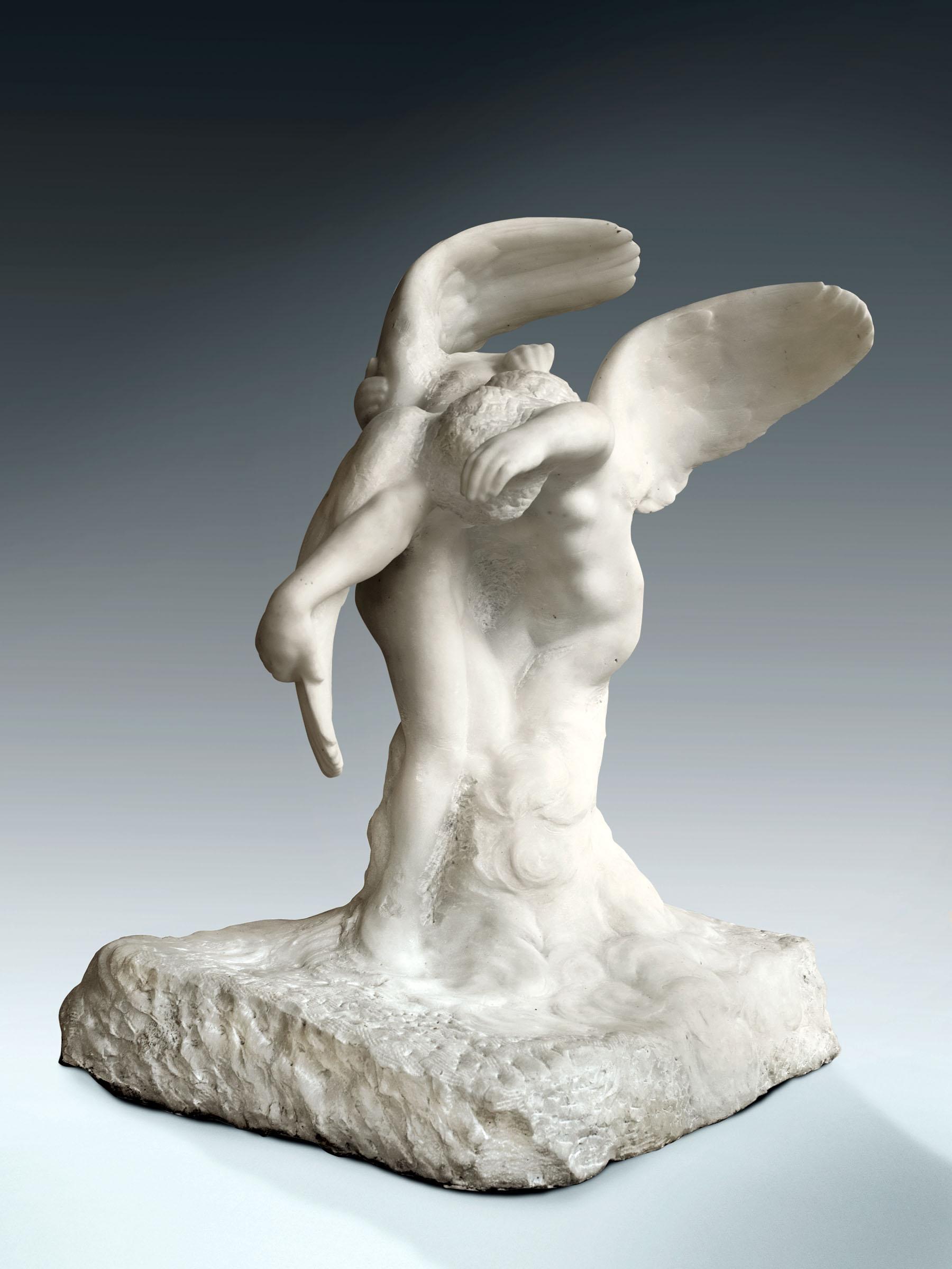 A Milano Auguste Rodin, una vita per il marmo