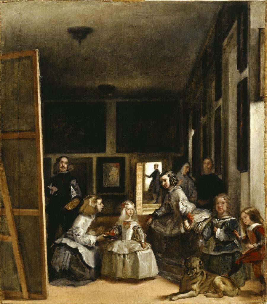Madrid, Velázquez e la famiglia reale di Filippo IV