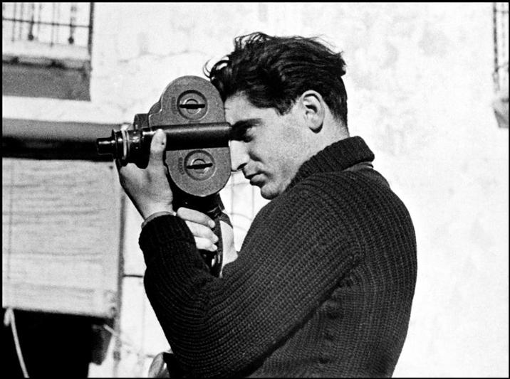 Gli scatti di Robert Capa si ammirano a Villa Manin