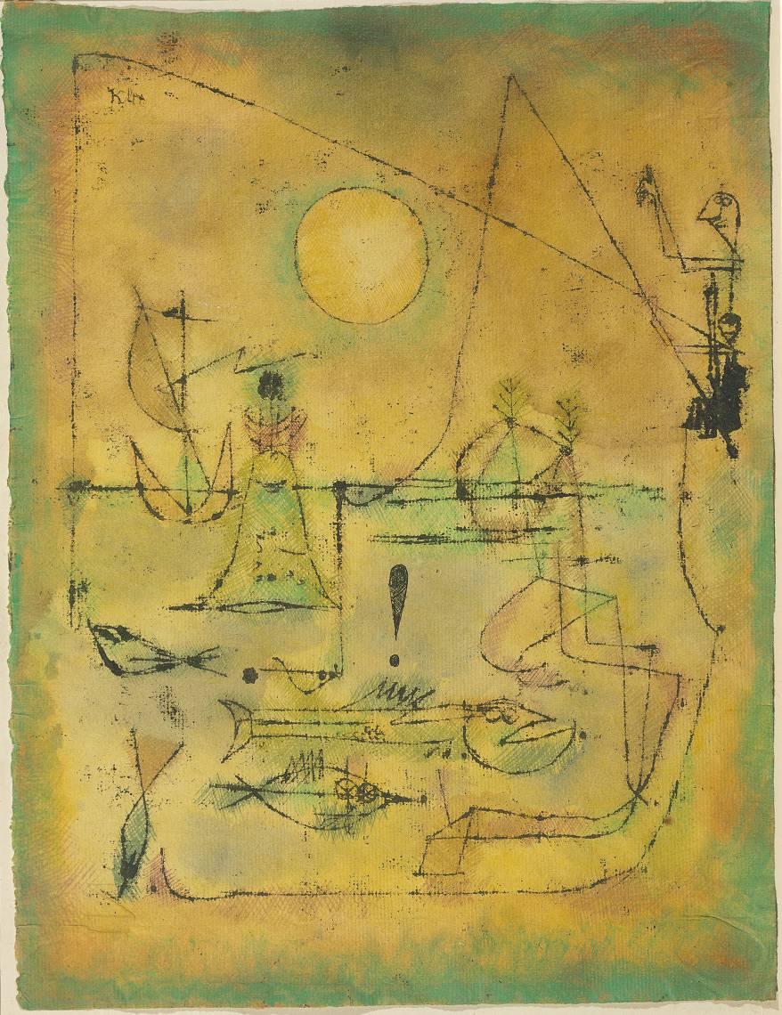 Alla Tate Modern Paul Klee incanta Londra
