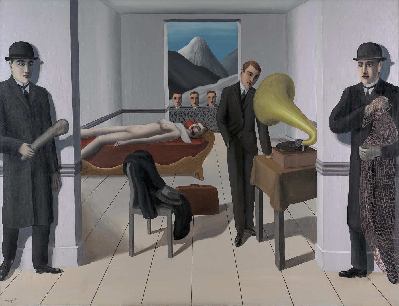 New York, Magritte e il mistero dell'ordinario