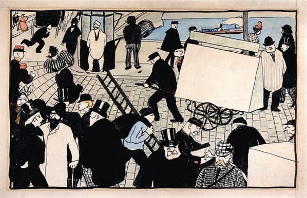 A Venezia in mostra le avanguardie della Parigi fin de siècle
