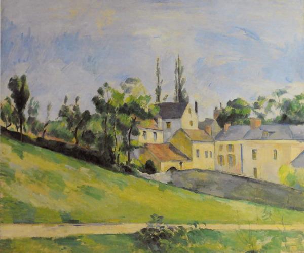 Cézanne è in mostra al Complesso del Vittoriano di Roma
