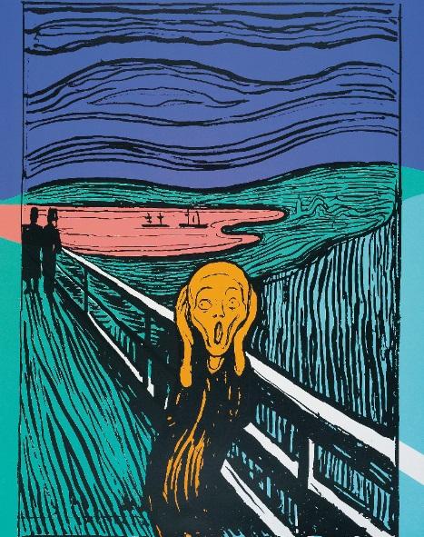 Edvard Munch è in mostra a Genova