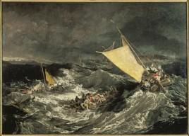 Londra, William Turner e l'amore per il mare