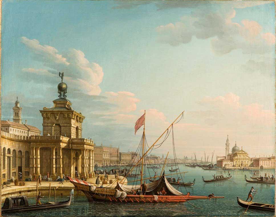 A Venezia Pietro Bellotti è un altro Canaletto