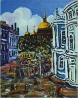 A Torino per ripercorrere la storia artistica di San Pietroburgo