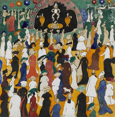 Malevich e l'avanguardia Russa sono esposti ad Amsterdam