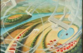 Genova, arte e aviazione da D'Annunzio all'aeropittura