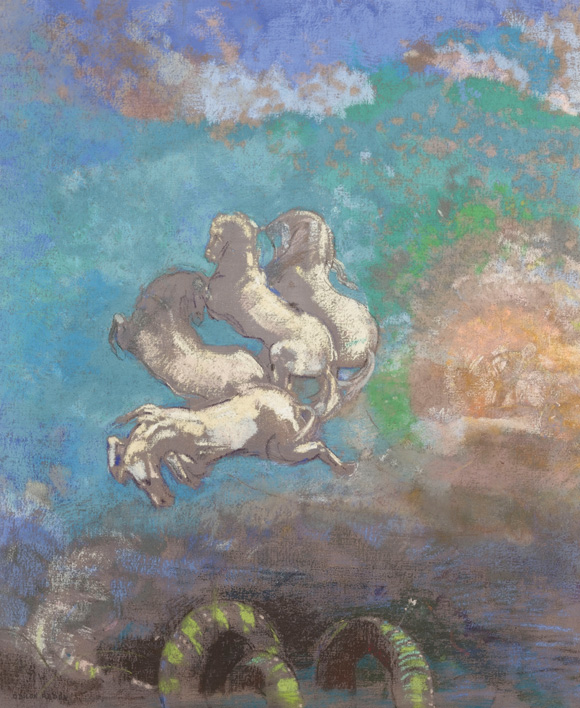 Odilon Redon, un simbolista a Basilea