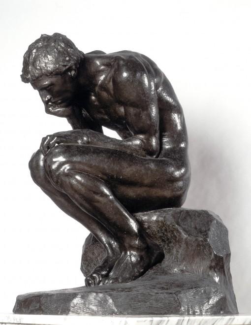 Roma, quando tutti si ispiravano a Rodin