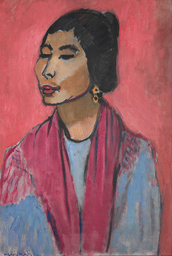 Linea e colore, Matisse a Ferrara