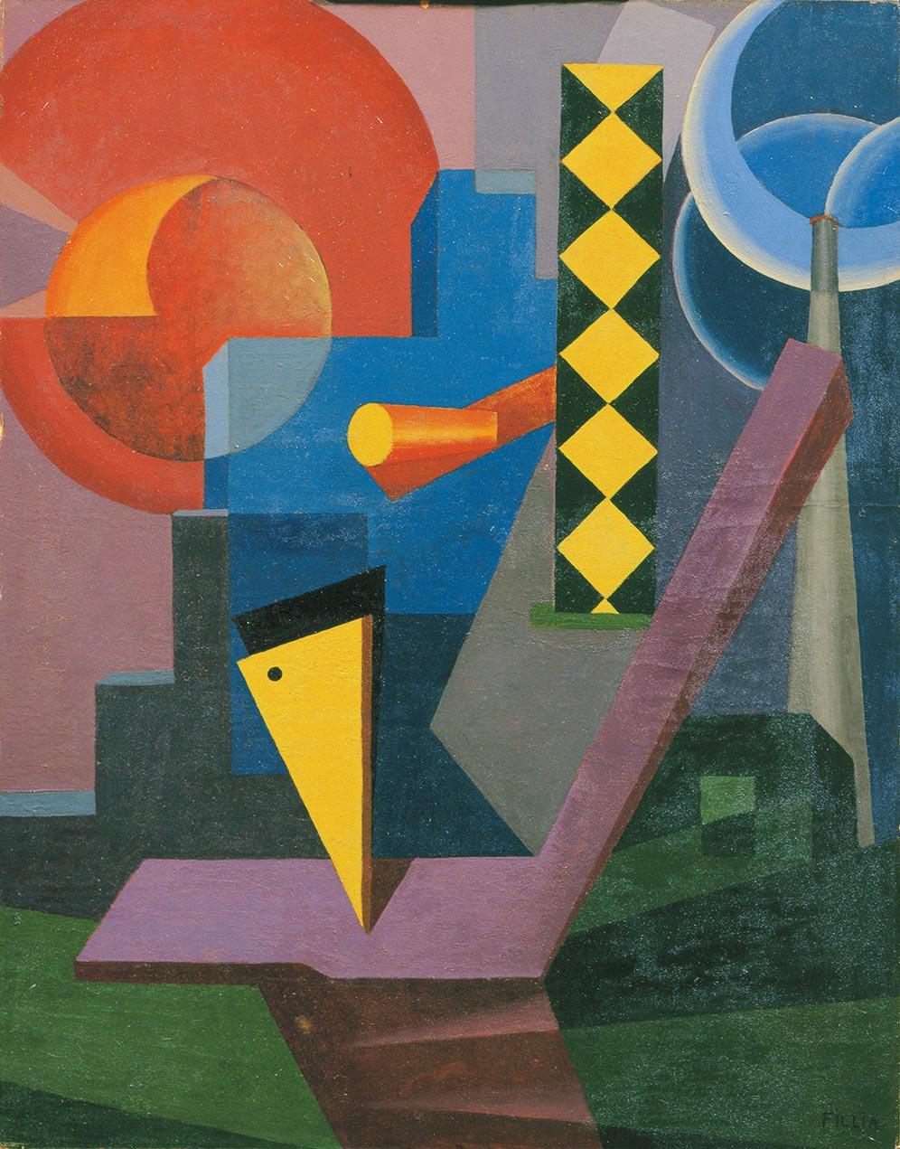 A New York per ammirare il futurismo italiano