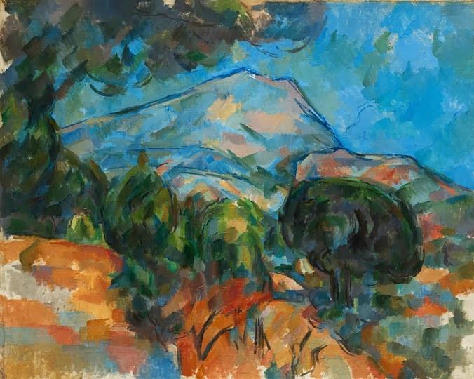 A Madrid è esposta l'arte di Cézanne