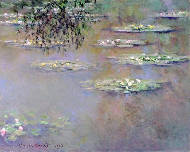 A Vicenza verso Monet