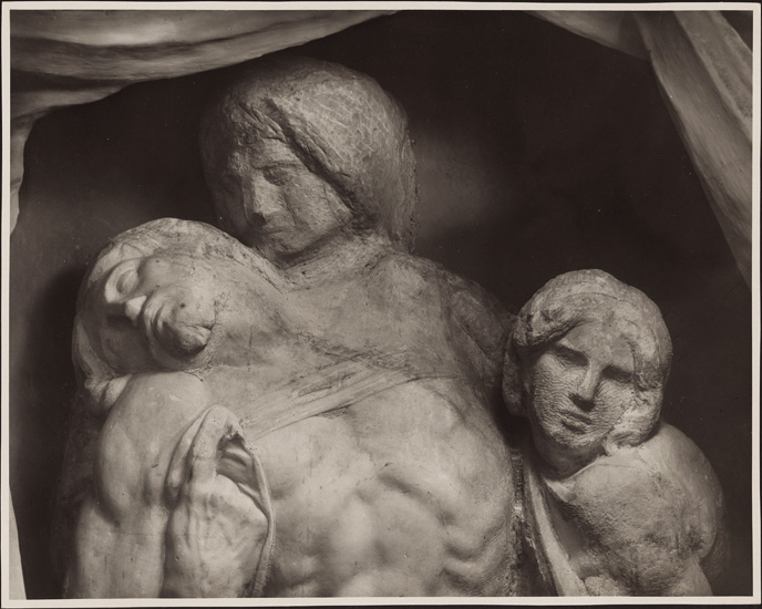 Firenze, Michelangelo fotografato