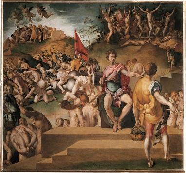 Pontormo e Rosso Fiorentino. Divergenti vie della maniera (32)