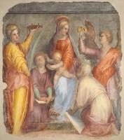 Pontormo e Rosso Fiorentino. Divergenti vie della maniera (4)