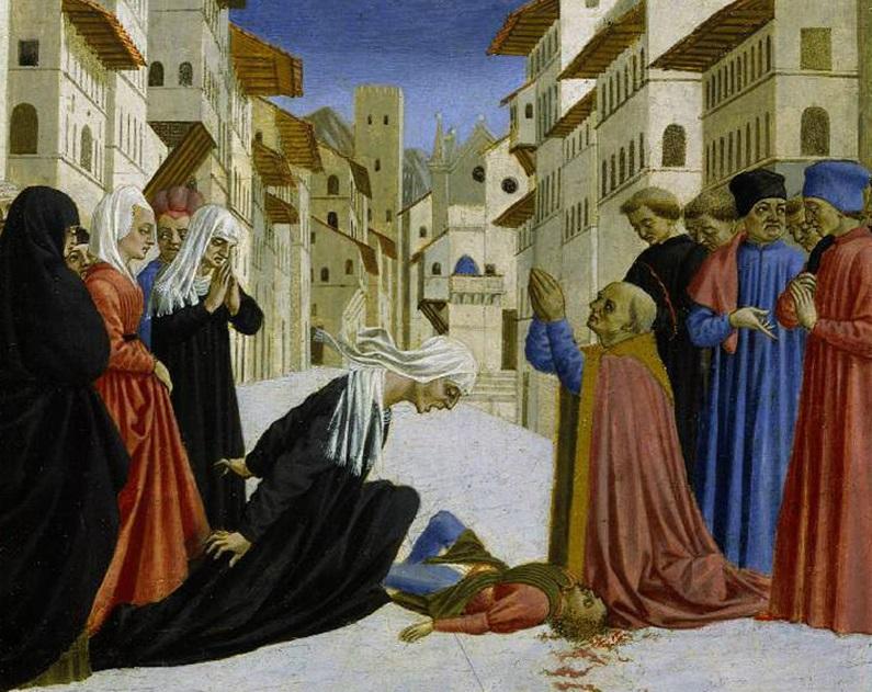 Picture, a londra l'architettura dipinta del rinascimento italiano
