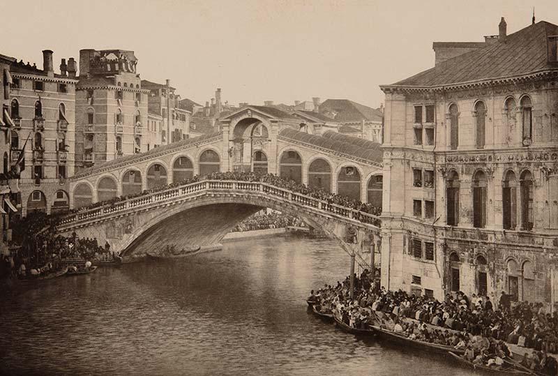 Luce su Venezia a Villa Pisani