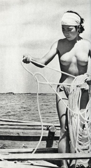 A Torino l'incanto delle donne del mare