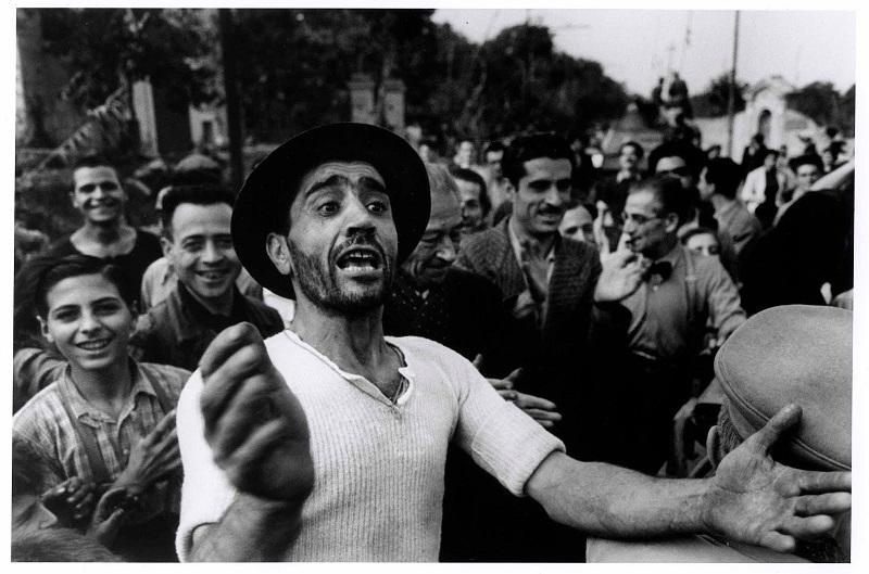 Mostra Robert Capa Genova