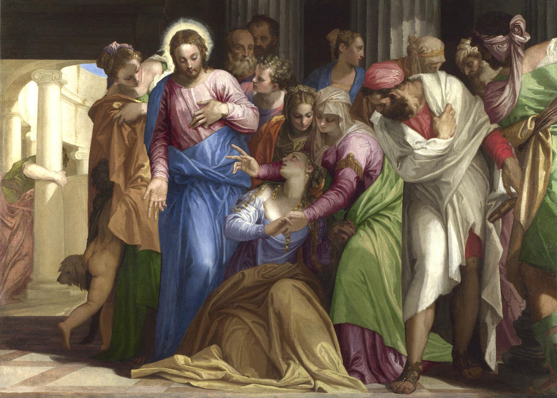 Paolo Veronese - L'Illusione della Realtà