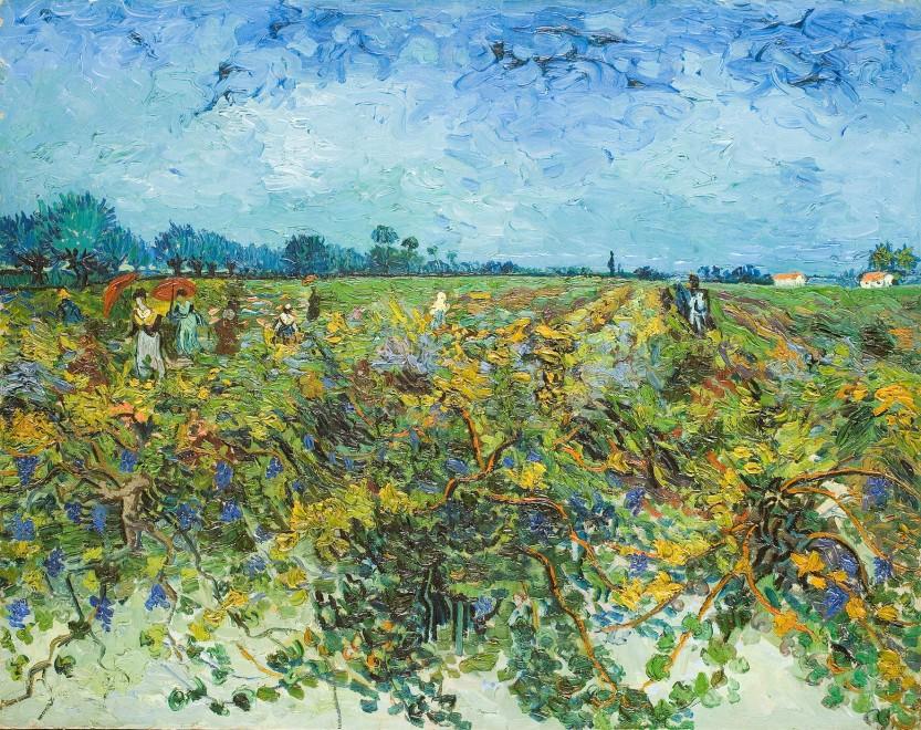 Uomo, natura e il divino Van Gogh