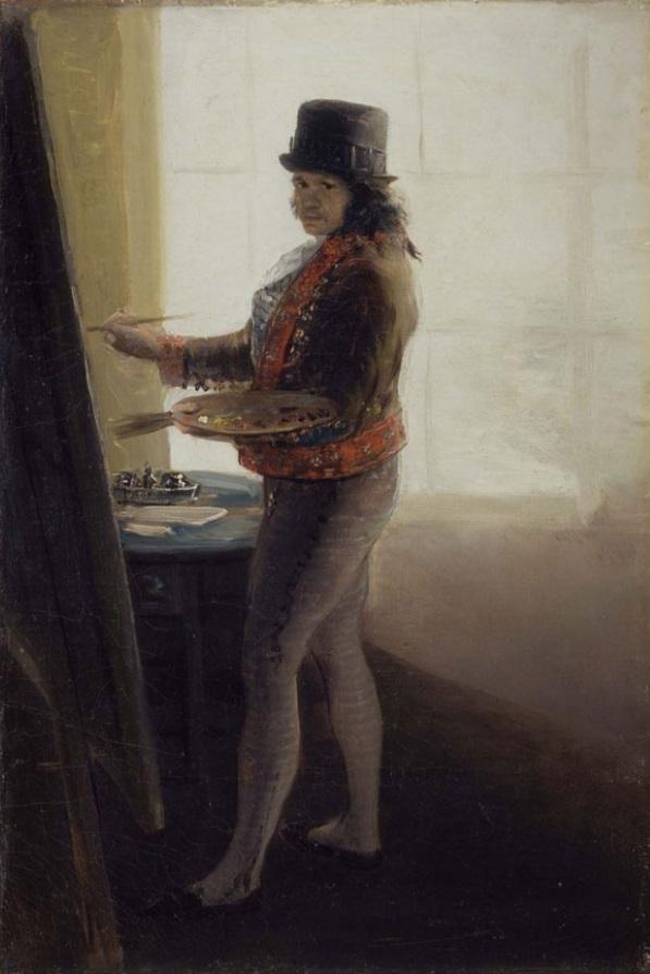 Orine e disordine, Goya a Boston